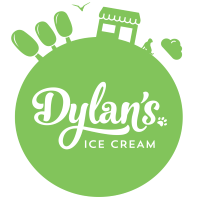 dylans ice cream logo temporary tattoos