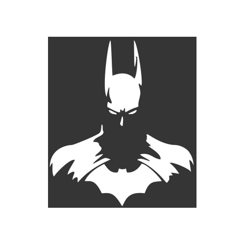 batman dark knight temporary tattoo